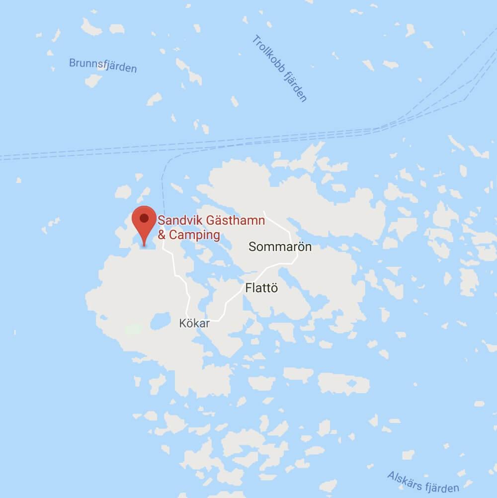 Marinas - ÅLAND travel